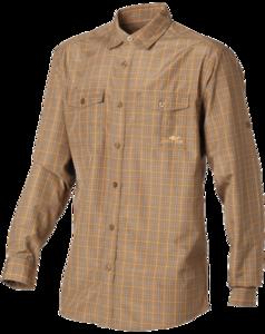 Рубашка JahtiJakt Olavi Shirt brown