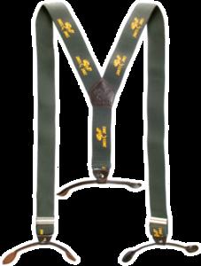 Подтяжки JahtiJakt Green