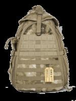 Рюкзак NordKapp Seiland dust smoke(Регулируемый плечевой ремень на правое и левое плечо