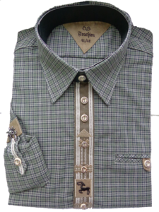 Рубашки Orbis  Баварский стиль (2901)