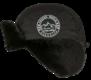 Шапка-ушанка NordKapp Sauer MX Black арт.528