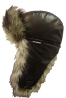 Шапка-ушанка NordKapp Balsf Canadian Wolf black арт. 531