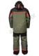 Костюм для рыбалки NordKapp Frozen World хаки 8540