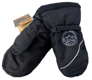 Рукавицы NordKapp Frozen World Gloves black (арт.556)