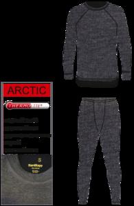 Термобельё NordKapp HUNTING арт. 5631R (dark grey)