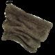 Шапка трикотажная/флис NordKapp арт. 412 зеленый меланж
