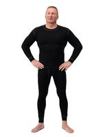 Термобельё с шерстью NordKapp ARCTIC 9001 black