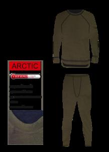 Термобелье NordKapp ARTIC (khaki)