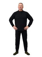 Термобельё NordKapp BEVER Stretch Fleece. арт. 9471 черный