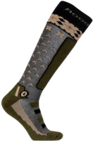 Термоноски NordKapp dark green арт. 983 khaki