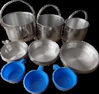Набор посуды AVI-OUTDOOR арт. 17002
