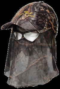 Кепка JahtiJakt Camo cap with net с маскировочной сеткой